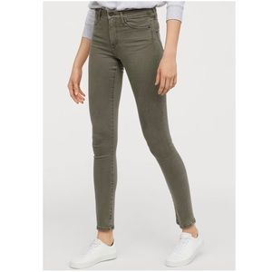 JUST LISTED! H&M Shaping Denim